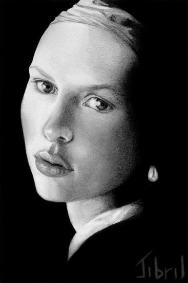 Scarlett Johansson by christian_troy